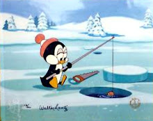 LA ENVIDIABLE CAPACIDAD DE CHILLY WILLY PARA LA RESISTENCIA