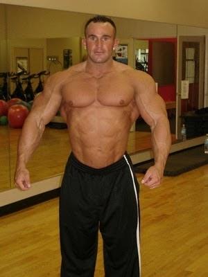 Bodybuilding Junction: Hungarian champion Daniel Toth