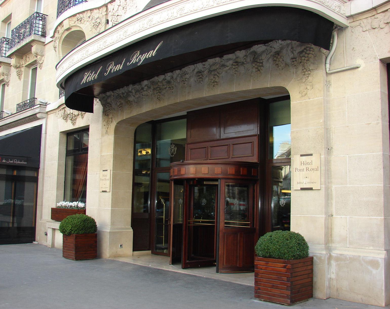 Hotel Foyer Le Pont Paris : Entrée to black paris™ remembering chester himes