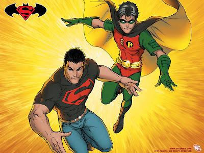 """Robin N°3 """"Superboy & Robin I"""" [Por Karpa] Superboy__Robin"""
