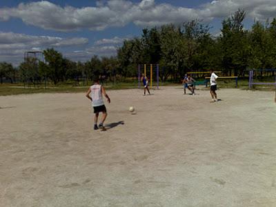 Турнир по пляжному мини-футболу