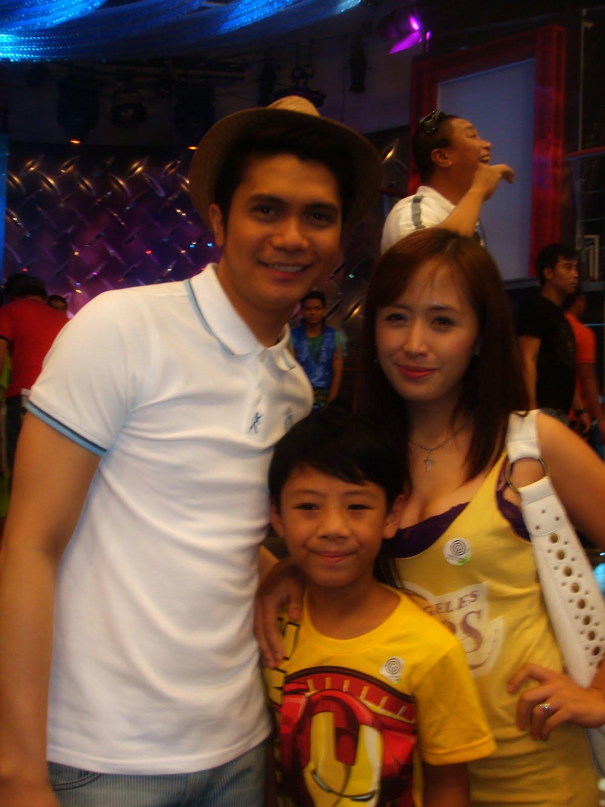 have a crush with Vhong Navarro