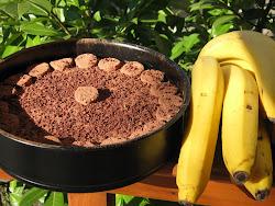 Banántorta