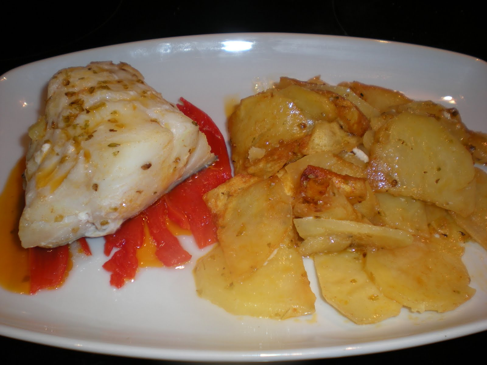 Mis trucos de cocina bacalao con patatas adobadas for Cocina bacalao con patatas
