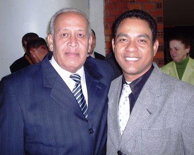 Pr Silvio Ferreira Pimenta e Ev Ademir antonio de Souza!!