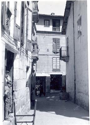 Ourense no tempo marzo 2008 for Oficina catastro pontevedra