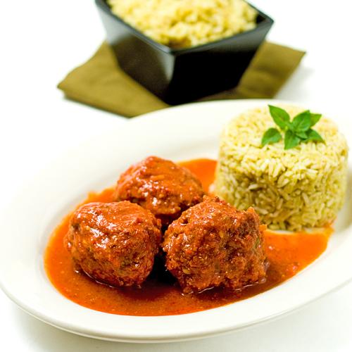 juicy-dishes - A - (Peruvian) Arroz Tapado con Carne - Page 1