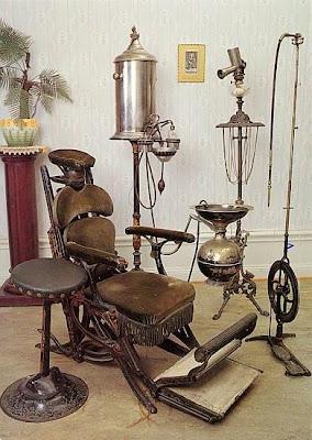 Discilerin cok eski zamanlarda kullandiklari aletler