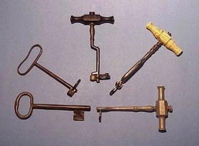 Discilerin Cok Eski Zamanlarda Kullandiklari Aletler...