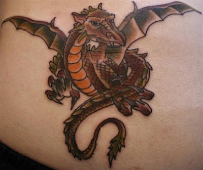 Mythical Creatures Tattoos Designs Ideas 32