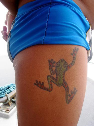frog-tattoos