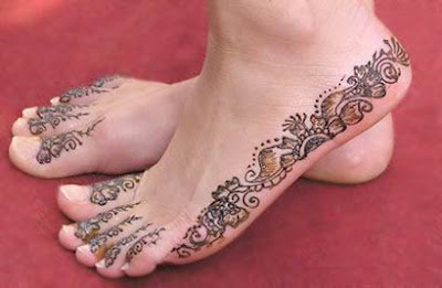 Foot Tattoo Designs