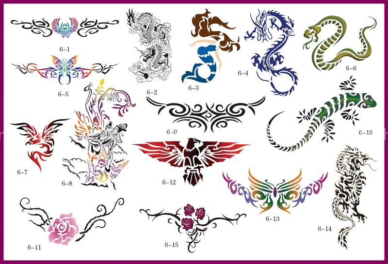 There are many people who want to know how to make tattoo stencils.