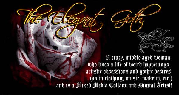 The Elegant Goth