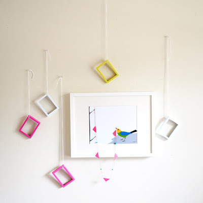 bird art for home