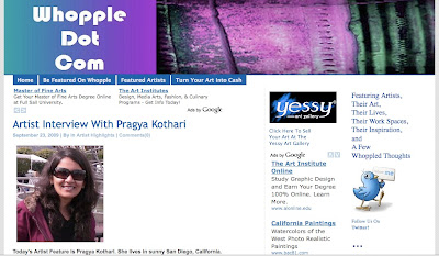 interview with artist pragya kothari of artOcrat, colorful bird art