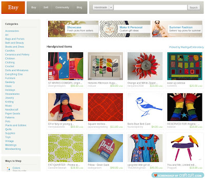 pragya k on etsy front page