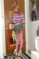 Kristi Dorm Room Fun