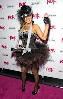 Skanks On Halloween: Carmen Electra, Kendra Wilkinson And Aubrey O'Day