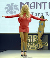 Tara Reid Launches Swimwear