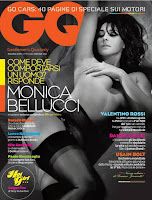 Monica Bellucci Topless Pictures From GQ Magazine