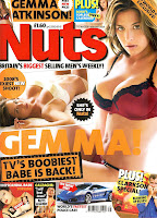 Gemma Atkinson Lingerie Pictures From Nuts Magazine
