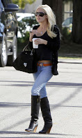 Just In! Non-Staged Heidi Montag Pictures