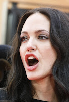Angelina Jolie's Perky Pefection
