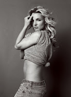 Britney Spears Does Rolling Stone Magazine