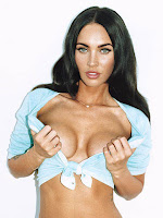 Megan Fox's Super Hot GQ Magazine Outtakes