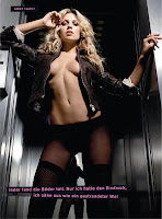 Abigail Clancy Licks And Rubs Her Boobs On Shower Doors