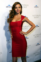 Miranda Kerr In The Hottest Red Dress Ever