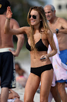 Lindsay Lohan Bikini Pictures Are Shocking!