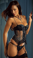 Chelina Manuhutu Sexy Lingerie Pictures