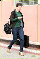 Sophia Bush Walks The Straight and Narrows