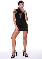 Marta Zawadzka Sexy Tight Dress Pictures
