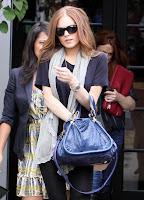Lindsay Lohan's Hair And Ass Look Pretty Good