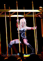 Britney Spears Concert Hot Pictures