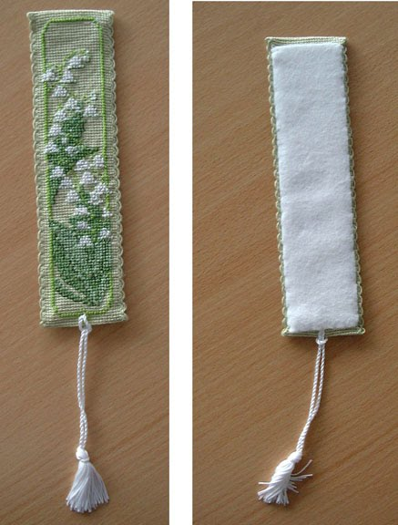 how to make a picture into a bookmark