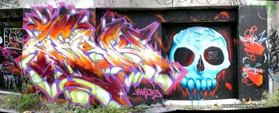 Wildstyle Graffiti,graffiti art