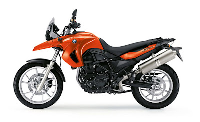 2010 BMW F650GS Motorcycle,BMW Motorcycles