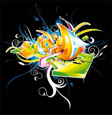 cool graffiti wallpapers. hip hop graffiti wallpapers.