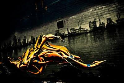 graffiti alphabet,tribal graffiti