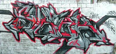 graffiti letters