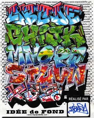 graffiti letters alphabet. GRAFFITI LETTERS ALPHABET