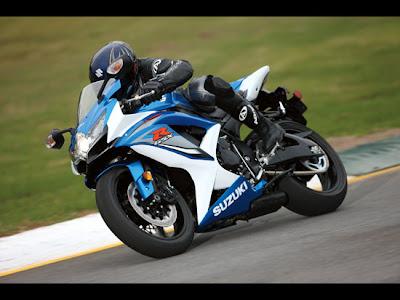 2010 Suzuki GSX-R750, suzuki motorcycles