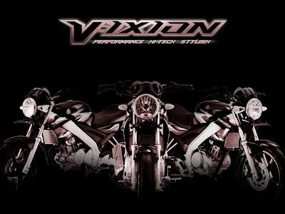 Yamaha Vixion Motorcycles