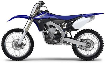 2010 Yamaha YZ450F Motorcycle,Yamaha Motorcycles