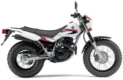 2010 Yamaha TW200 Motorcycle, Yamaha Motorcycles