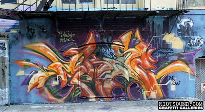 wildstyle graffiti art